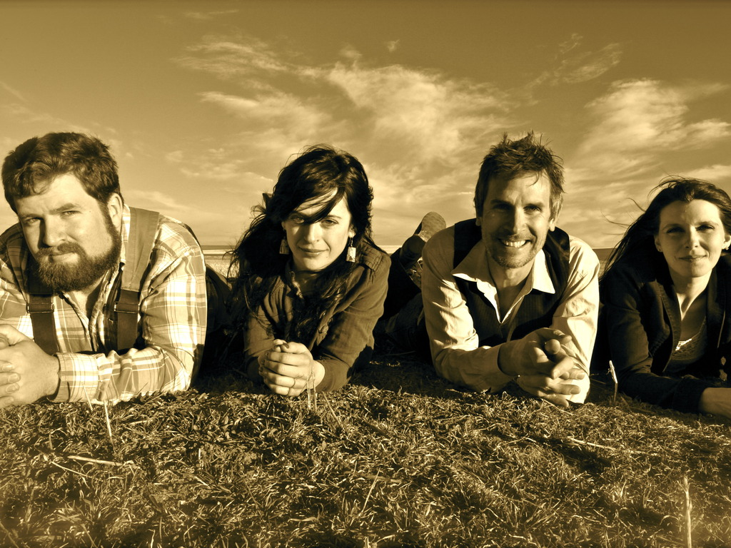 The Railsplitters' Debut Album's video poster