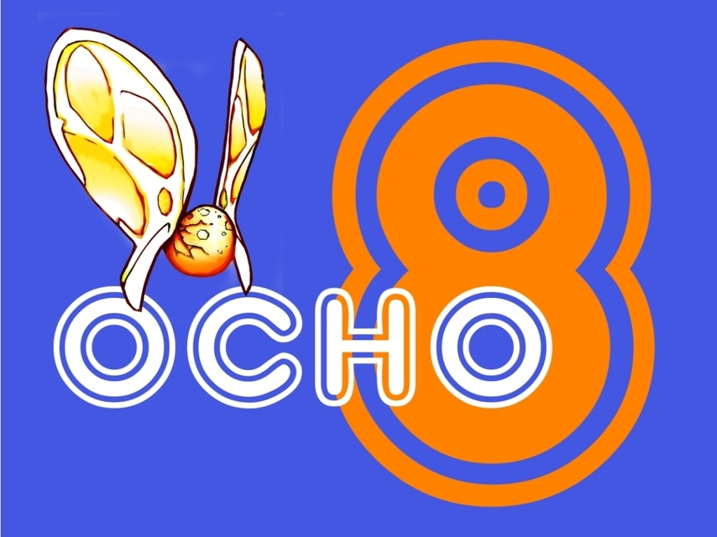 Ocho The Game: An artist-created card game for everyone.'s video poster