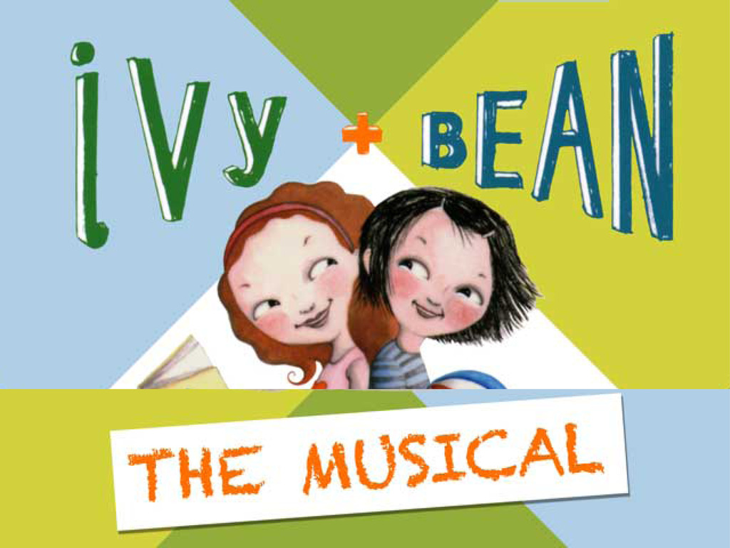 Creating Ivy + Bean, the Musical's video poster
