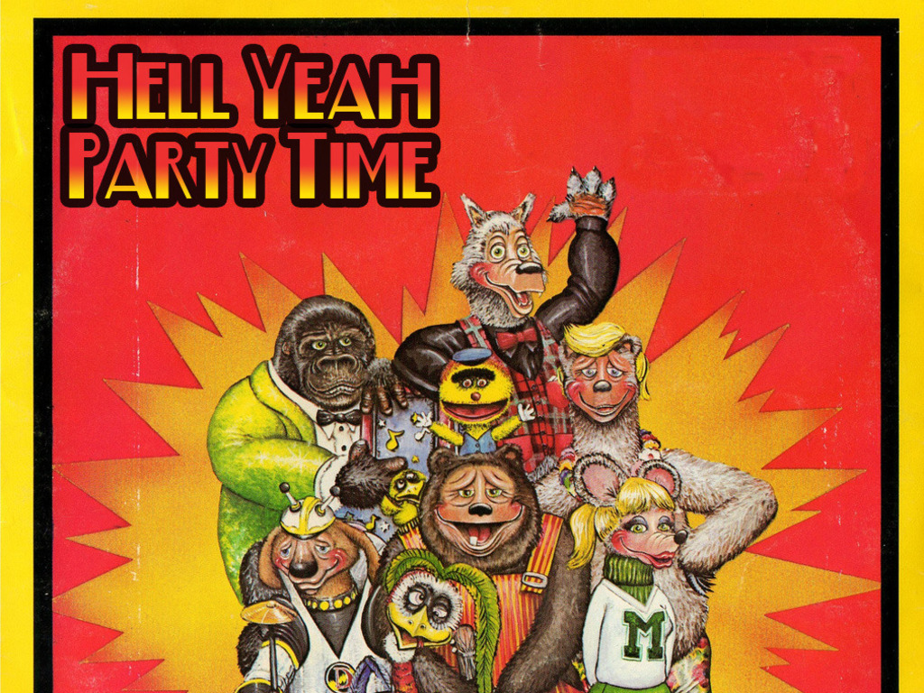 Hell Yeah Party Time: Party Animals Merch Kickoff's video poster