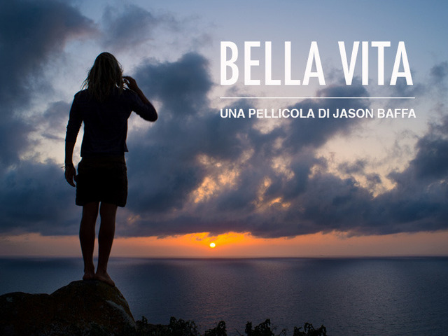 bella vita a surfer 39 s journey through italy by bella vita llc kickstarter. Black Bedroom Furniture Sets. Home Design Ideas
