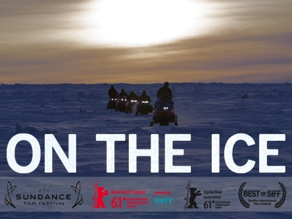 On the Ice: The Movie's video poster