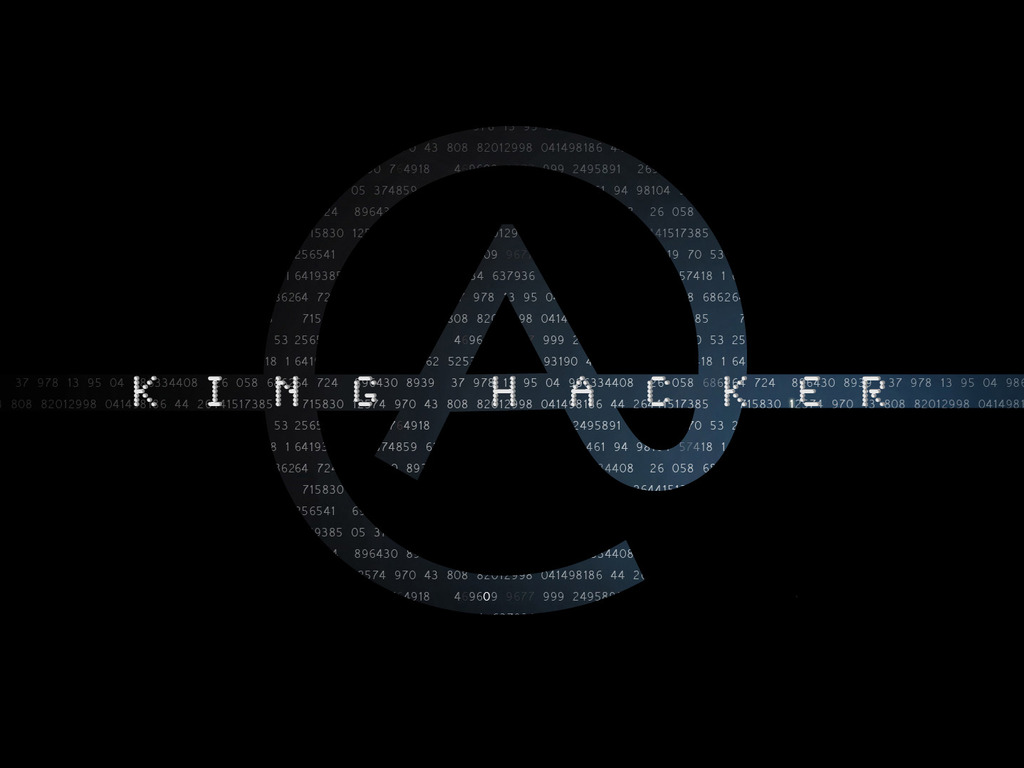 KING HACKER's video poster