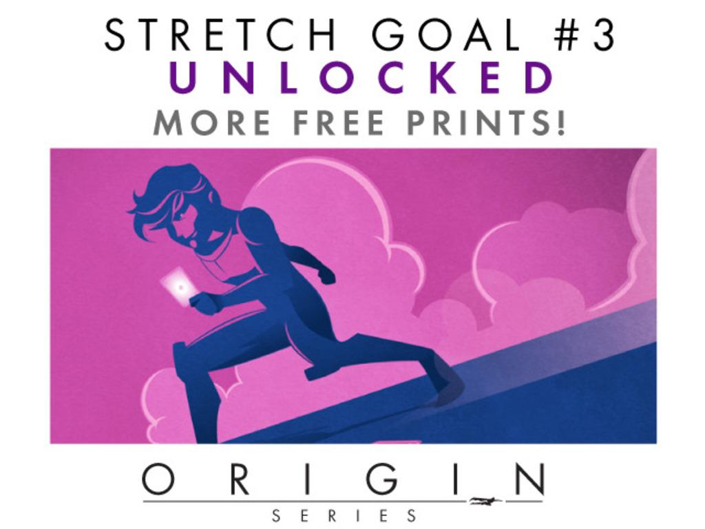 O R I G I N  Series - Art Prints by Ninjabot's video poster