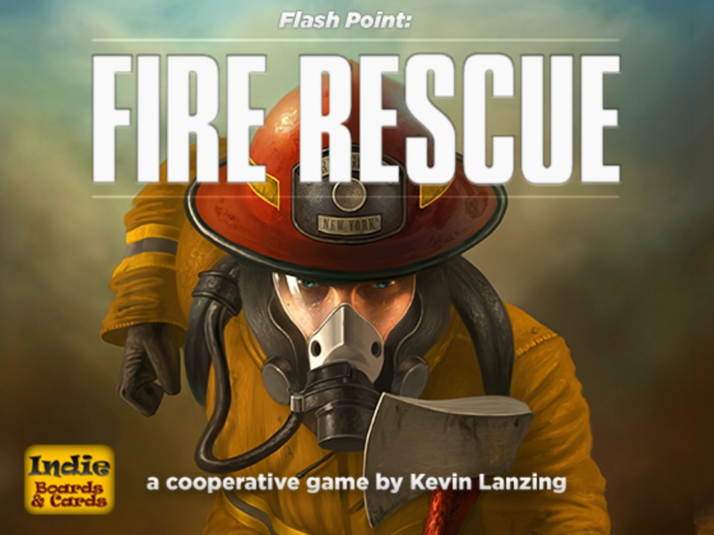 Flash Point: Fire Rescue's video poster