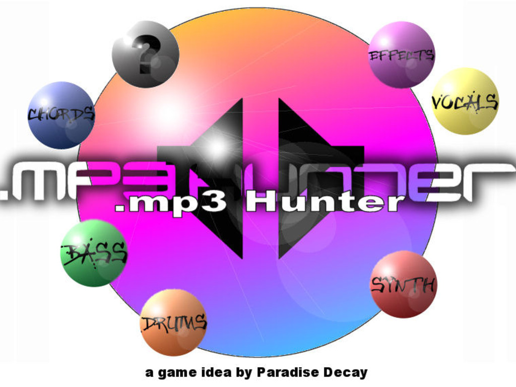 MP3 Hunter (Canceled)'s video poster