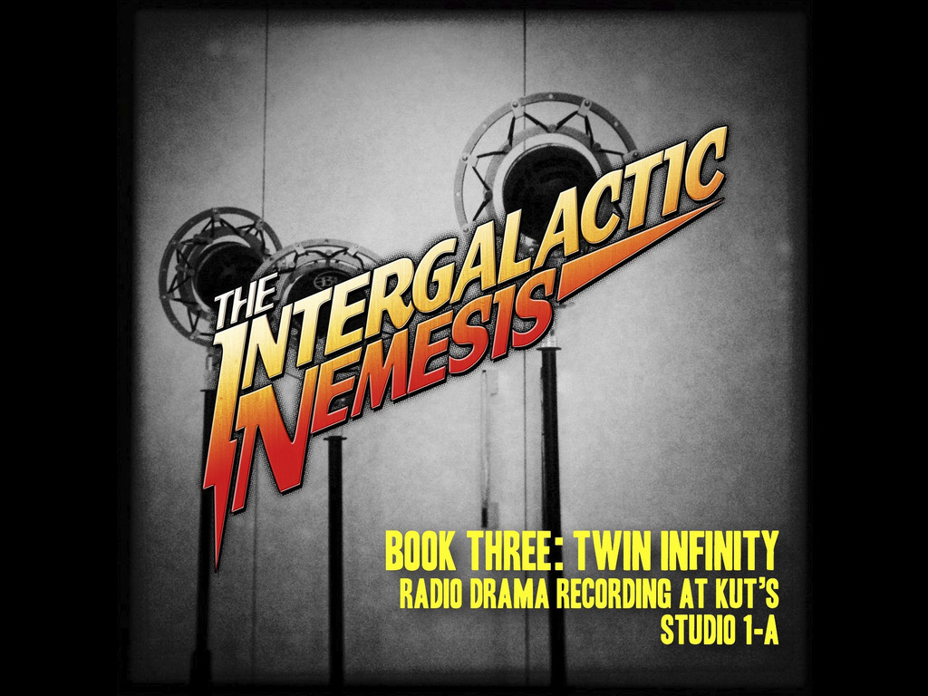 The Intergalactic Nemesis - Book Three - Radio Drama's video poster