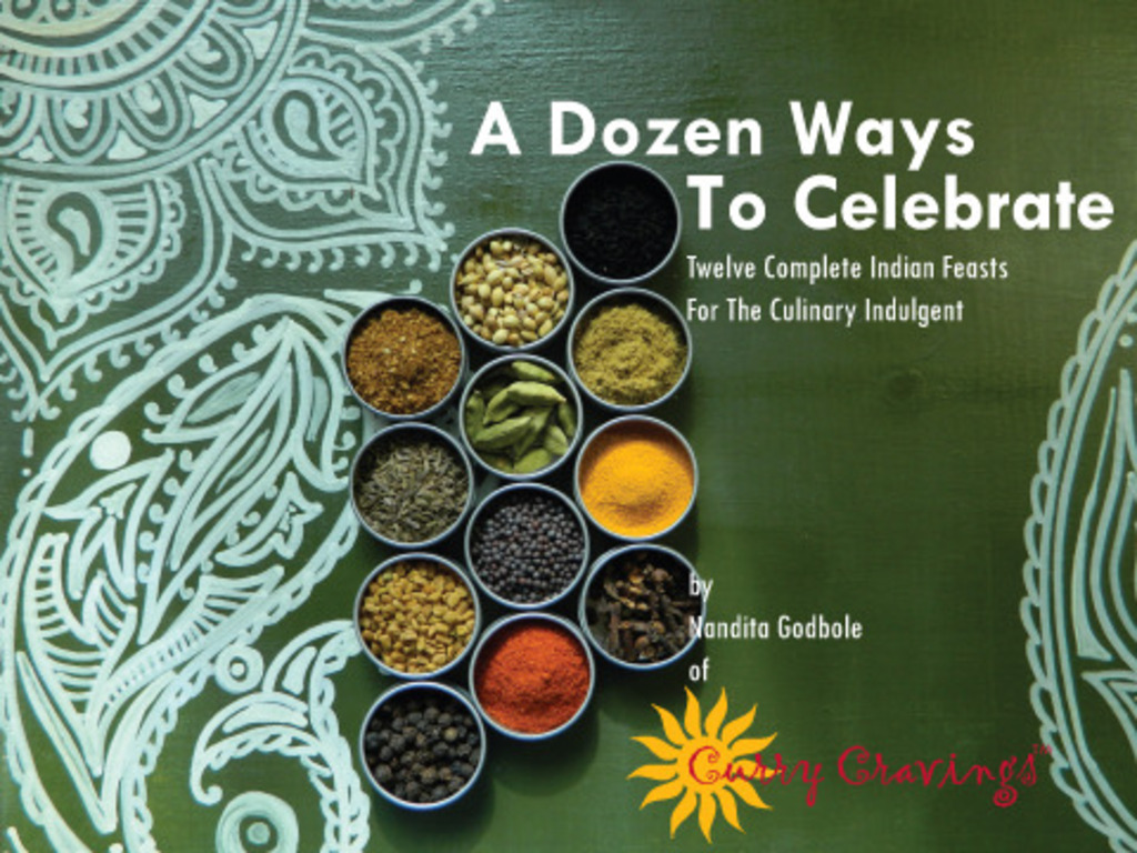 A Dozen Ways To Celebrate: Twelve Complete Indian Feasts's video poster