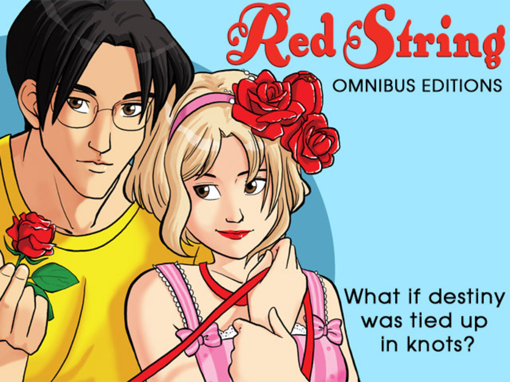 Red String Omnibus Editions's video poster