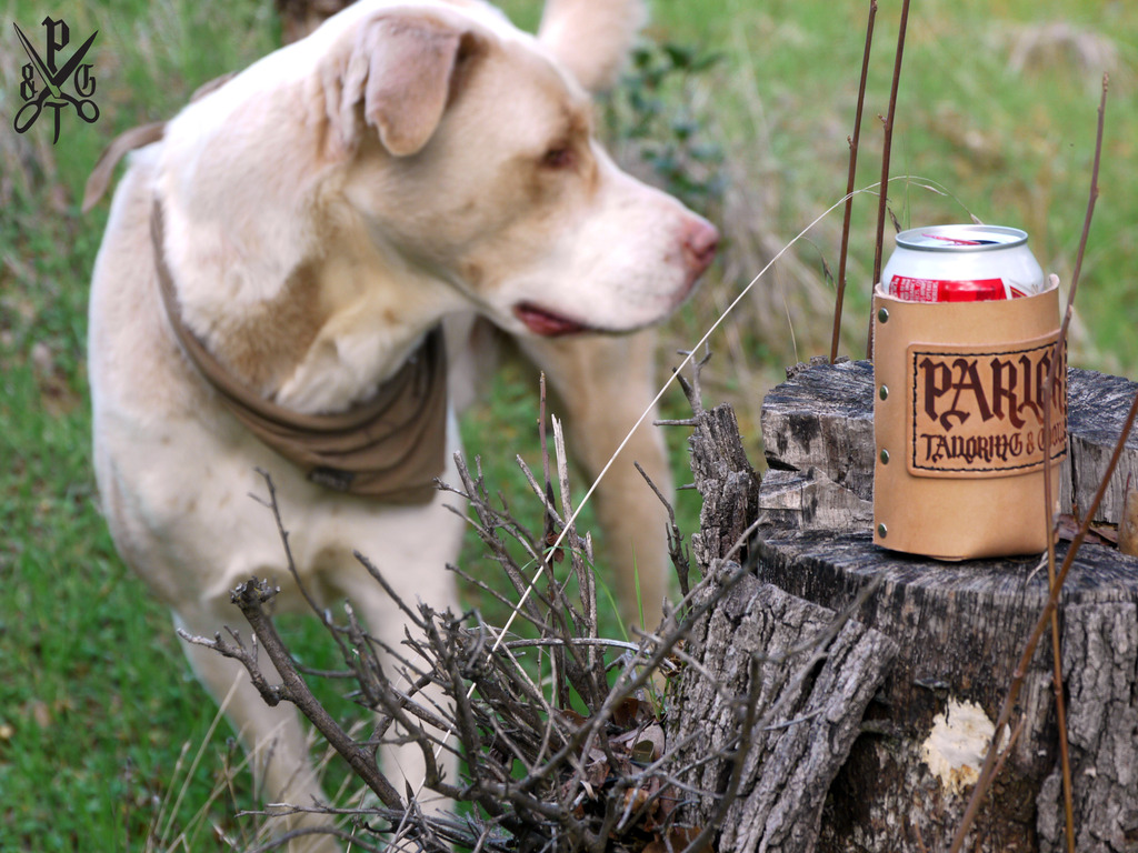 Parlor: Handcrafted Custom Leather Beer Koozies's video poster