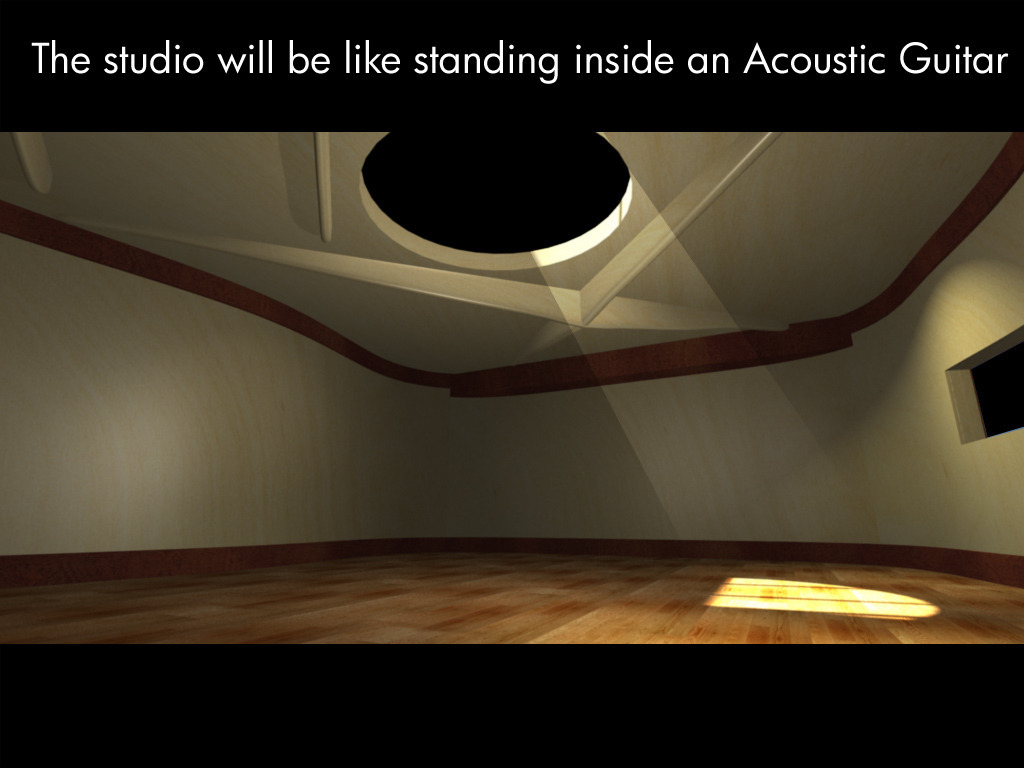 """The Recording Studio of your Dreams """"Realized""""'s video poster"""