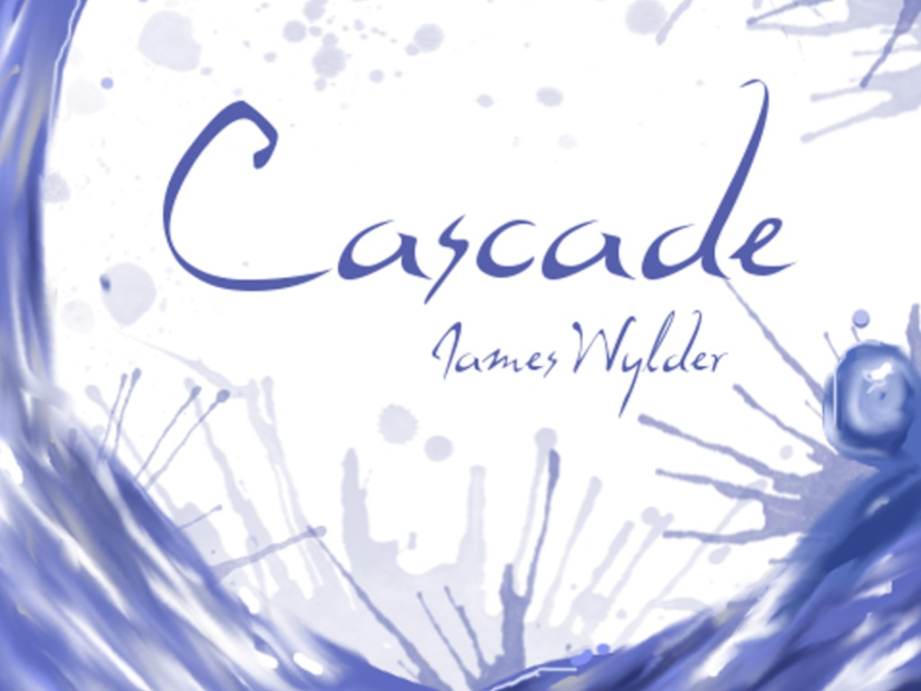 Cascade! A book of poems by James Wylder's video poster