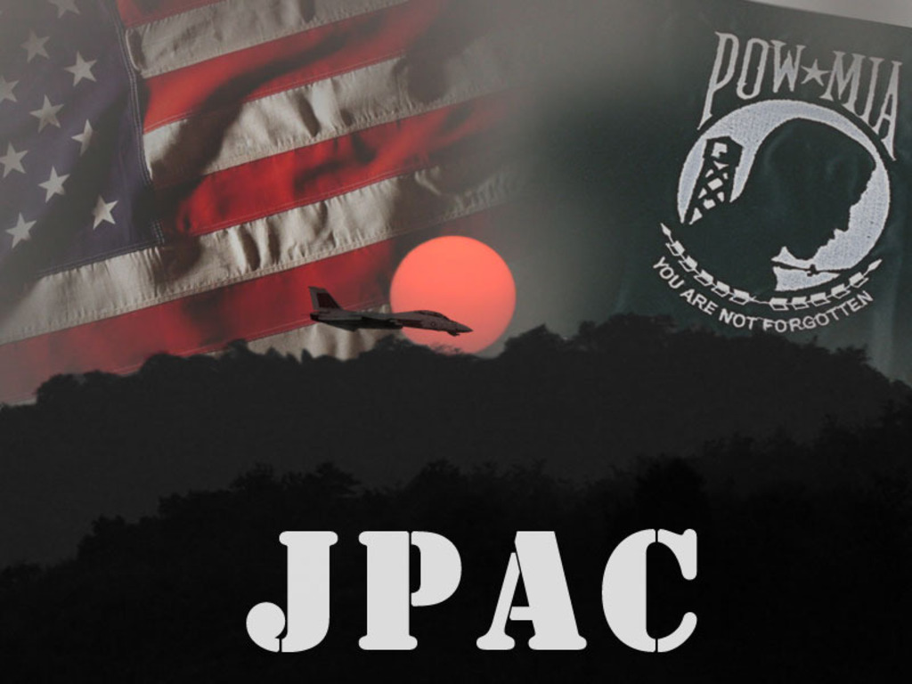 """Tell their stories.  """"JPAC""""; a television series pilot.'s video poster"""