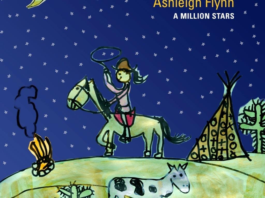 """Let's finish Ashleigh Flynn's """"A Million Stars"""" LP!'s video poster"""