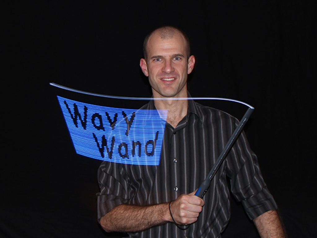 Bring back the WavyWand's video poster
