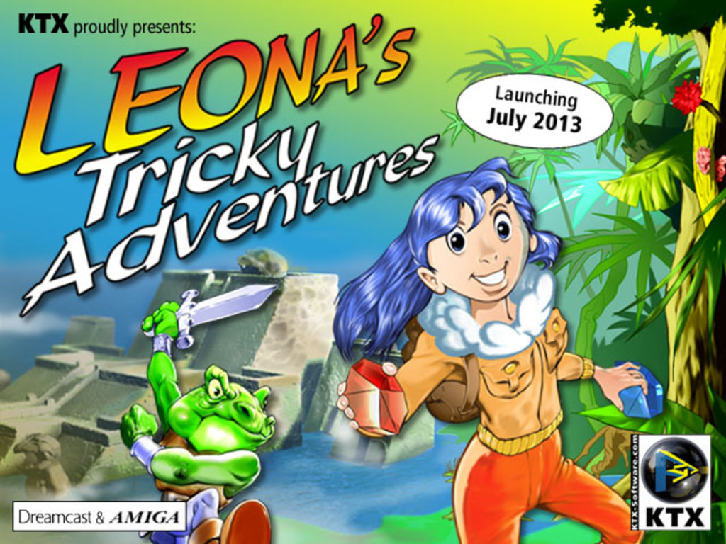 LEONA's Tricky Adventures (Canceled)'s video poster