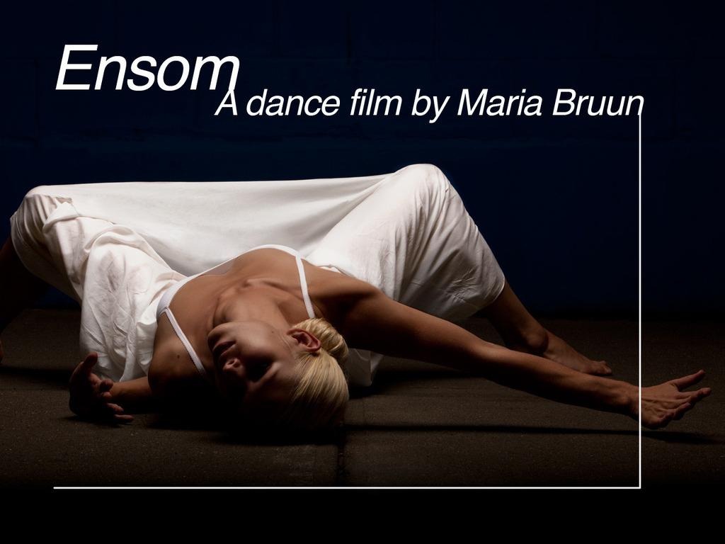 ENSOM  // A DANCE FILM's video poster