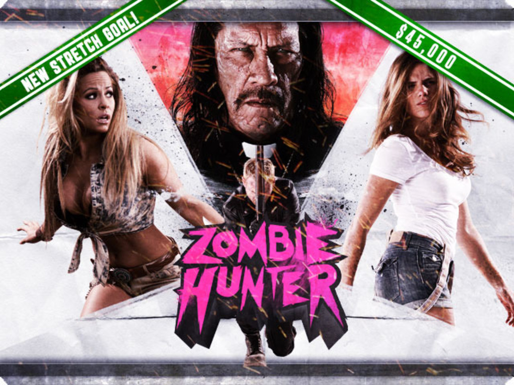 ZOMBIE HUNTER's video poster