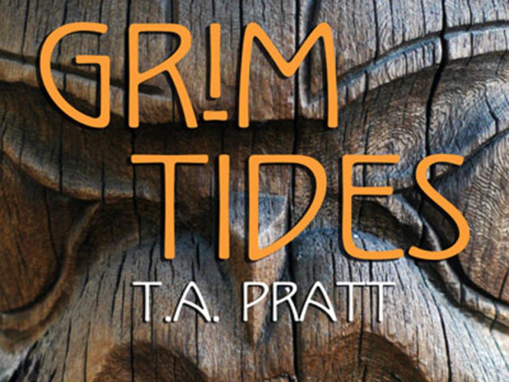 Grim Tides: A Marla Mason Novel's video poster