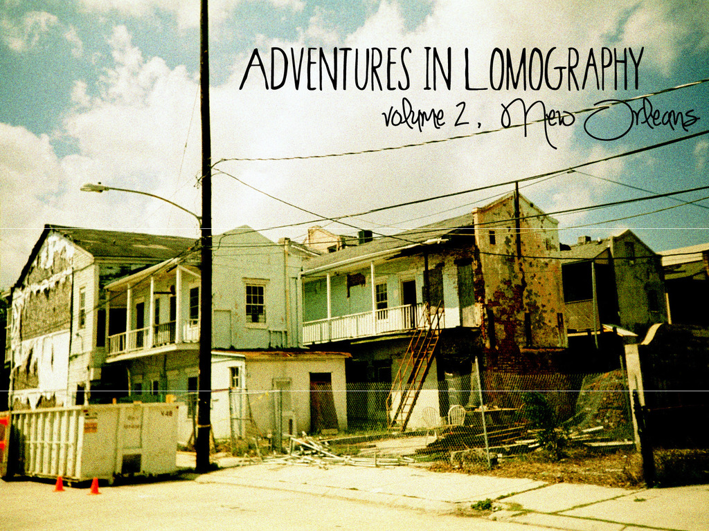 Book #2 - Adventures in Lomography - New Orleans's video poster