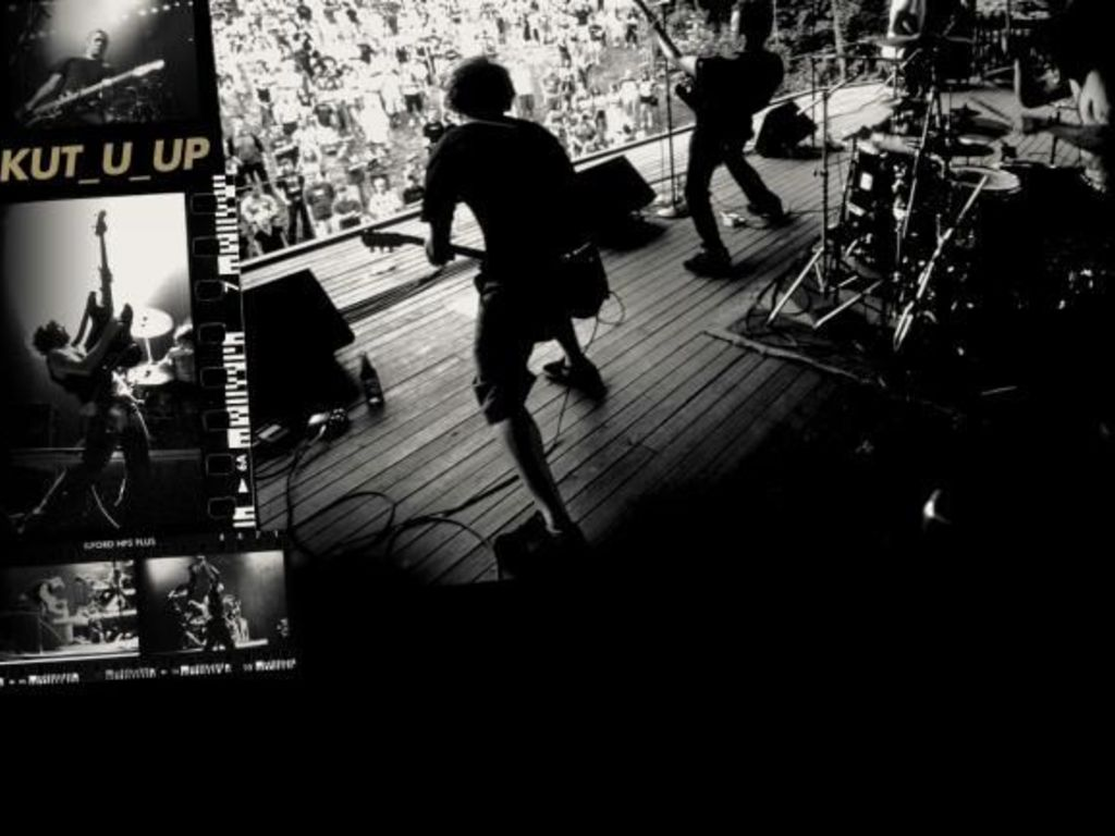 KUT U UP: Reunite and Record!'s video poster