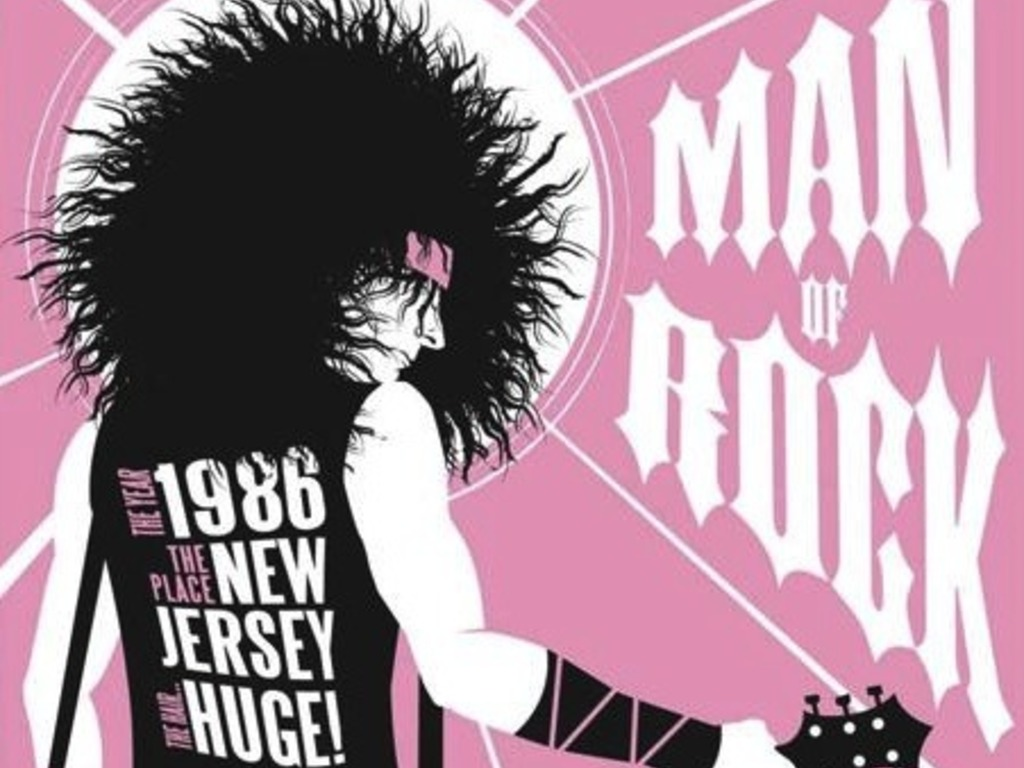 Man of Rock takes on NYMF!'s video poster