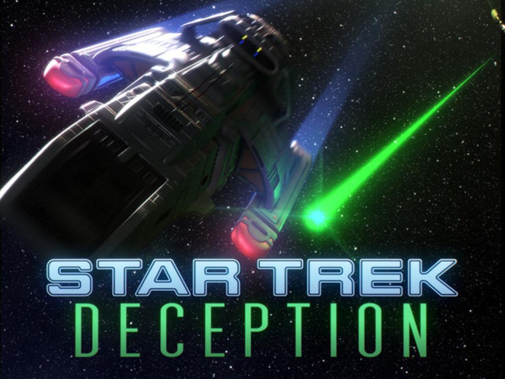 Star Trek: Deception - A Fan-Film's video poster