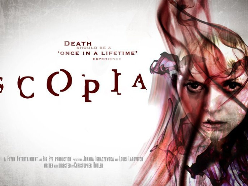 Scopia. Death Should Be A Once In A Lifetime Experience's video poster