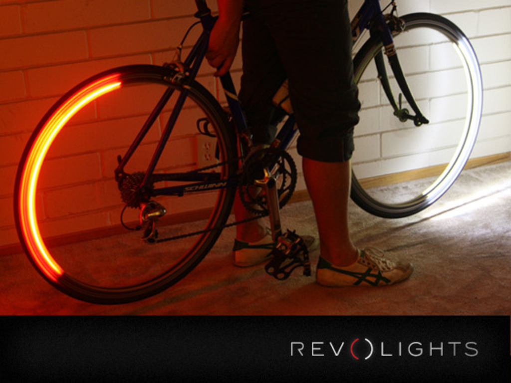 revolights. join the revolution.'s video poster