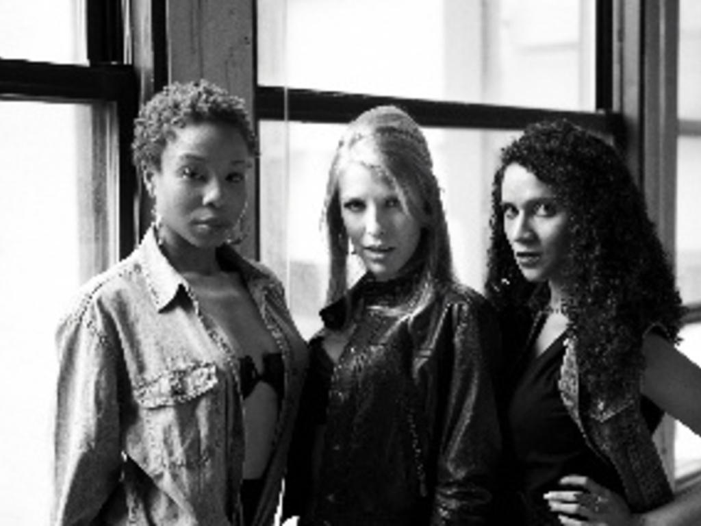 Funky Divas's video poster