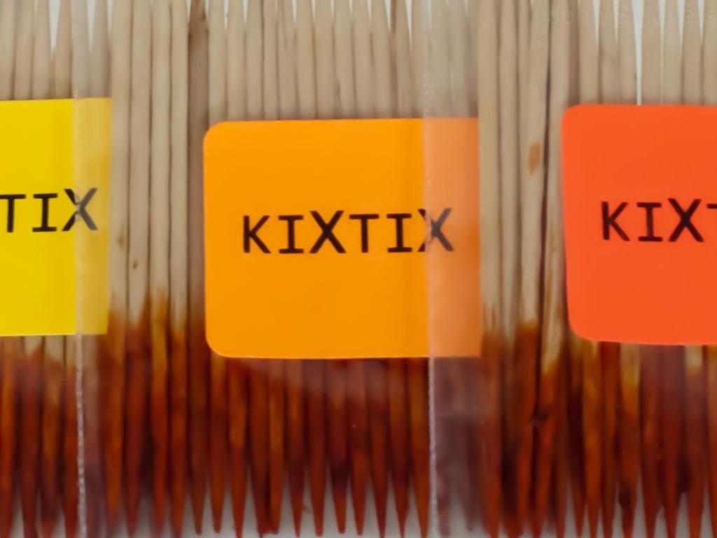 KIXTIX's video poster