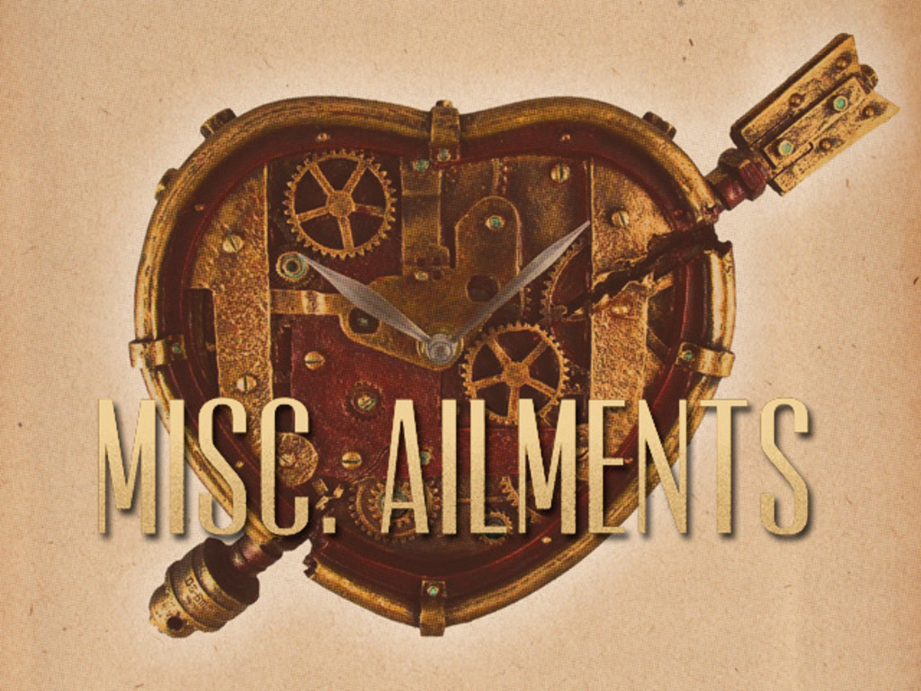 Help fund MISC. AILMENTS first FULL LENGTH album!!'s video poster