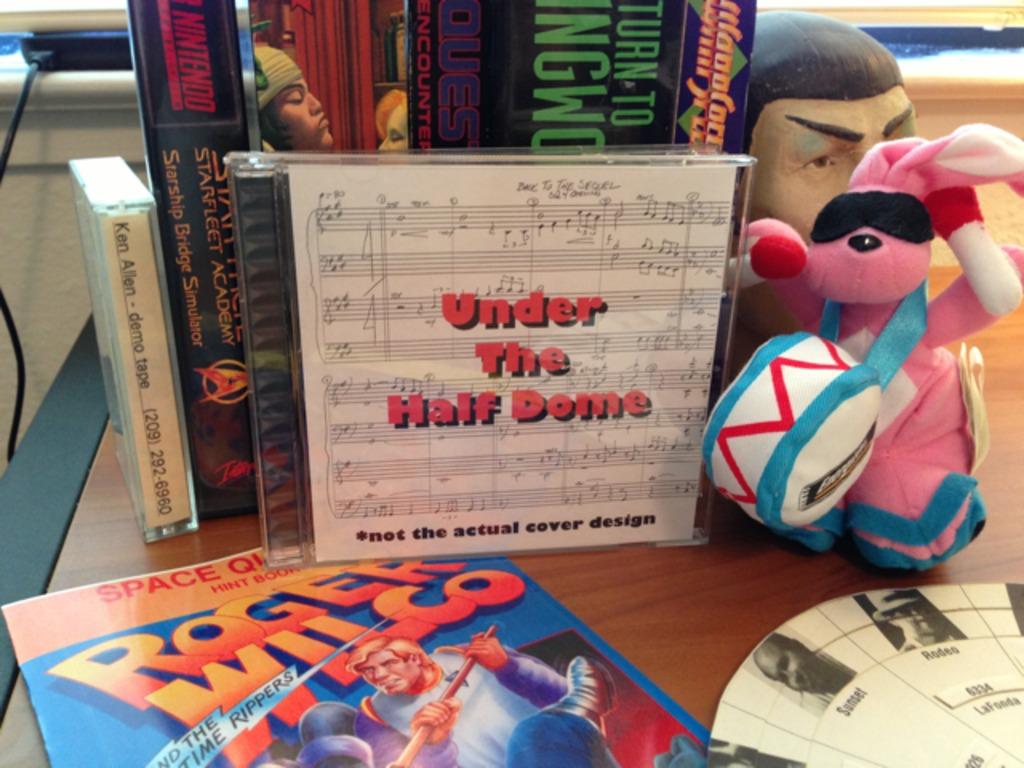 Under The Half Dome: An Album by Sierra Composer, Ken Allen's video poster