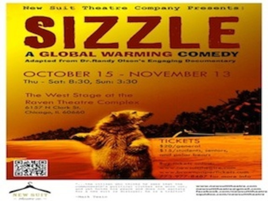Sizzle: A Global Warming Comedy's video poster