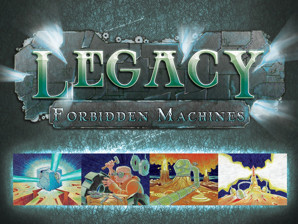 Legacy: Forbidden Machines's video poster