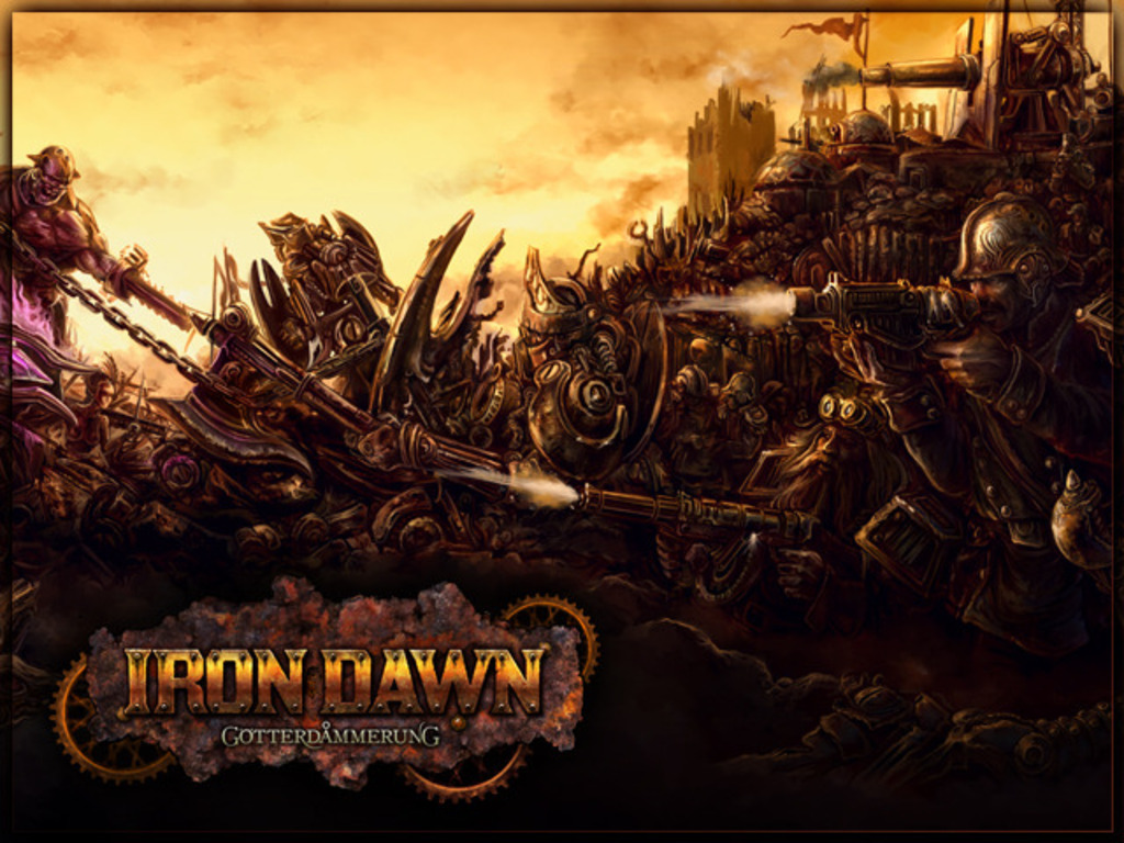 Iron Dawn - An MMO Turn Based Strategy Game's video poster