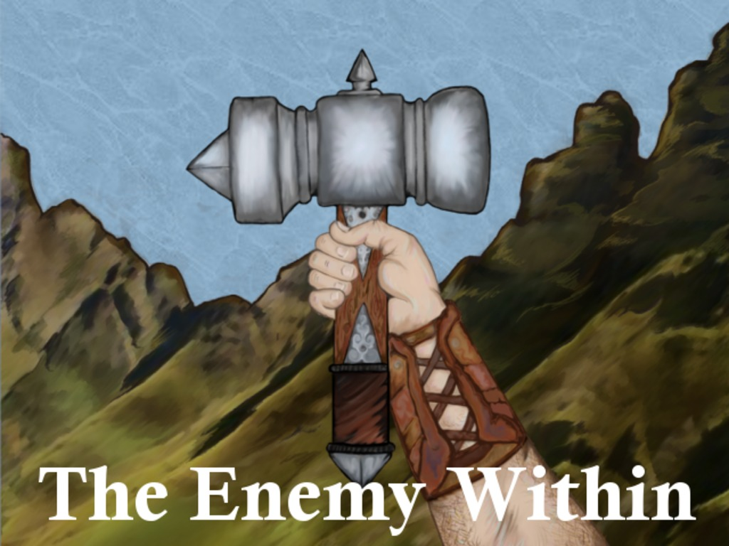 The Enemy Within - An Epic Fantasy Novel's video poster