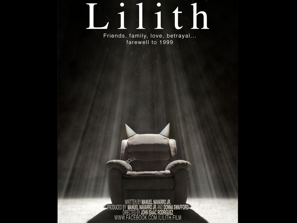 The Lilith Film Project's video poster