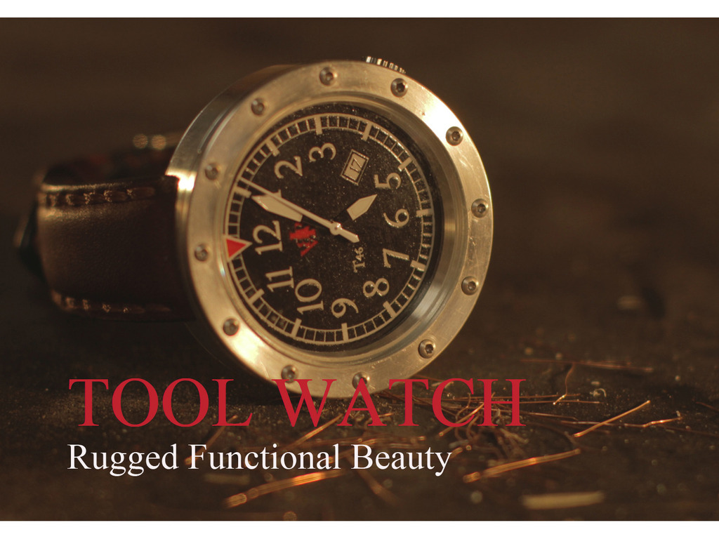 TOOL WATCH - A Tool not a Jewel.'s video poster