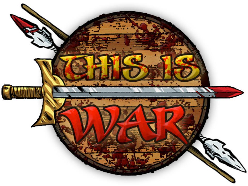 This Is War - An LFG Musical Short's video poster
