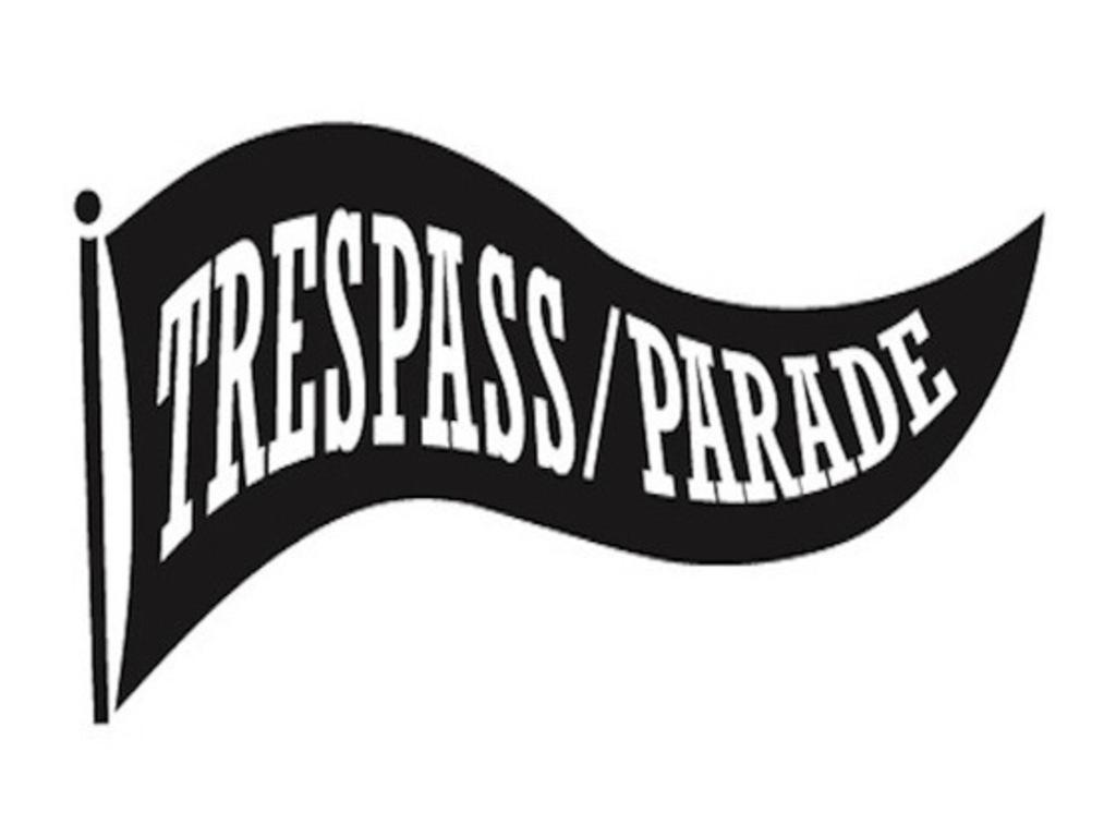 Trespass/Parade's video poster