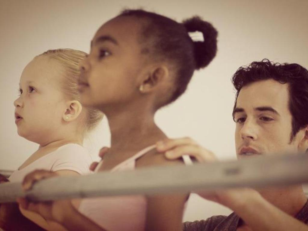 Help Support Western PA Youth Ballet's First Performace!'s video poster