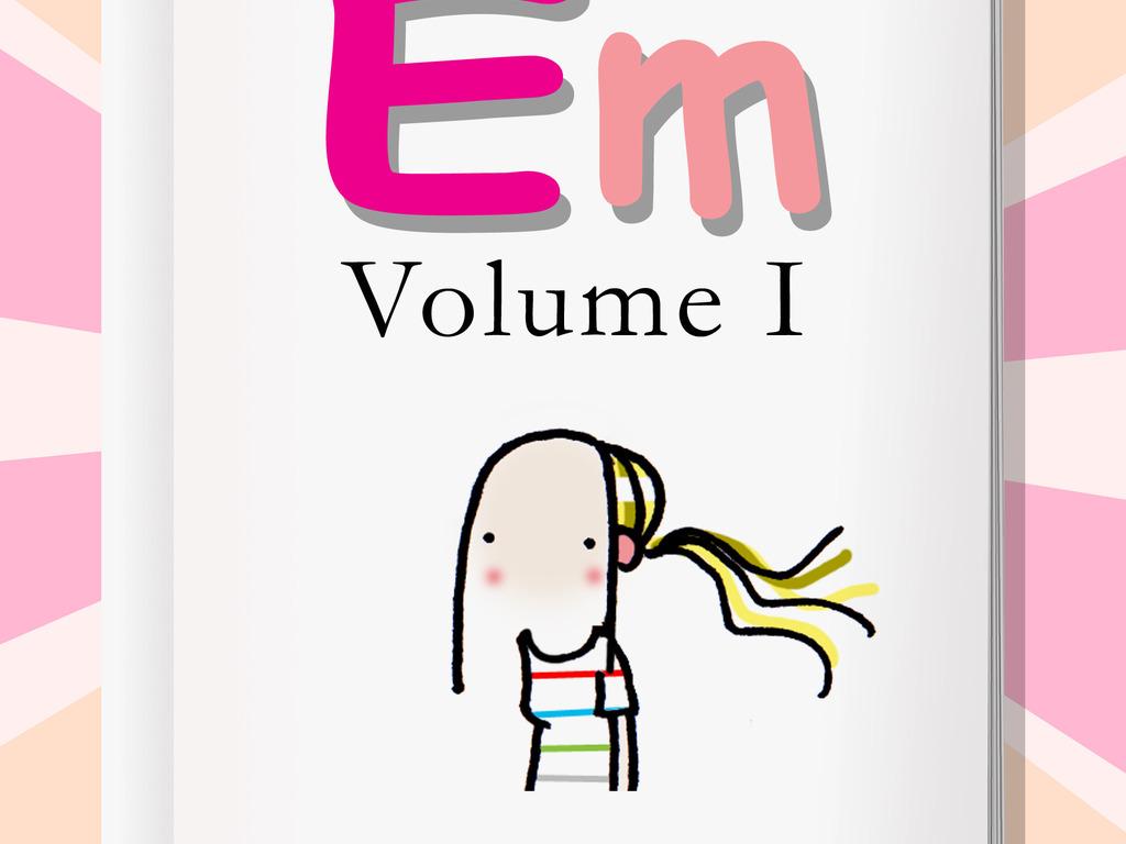 Em cartoons Volume I!'s video poster
