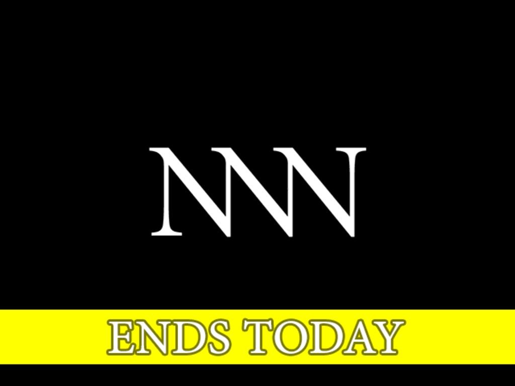 NNN's video poster