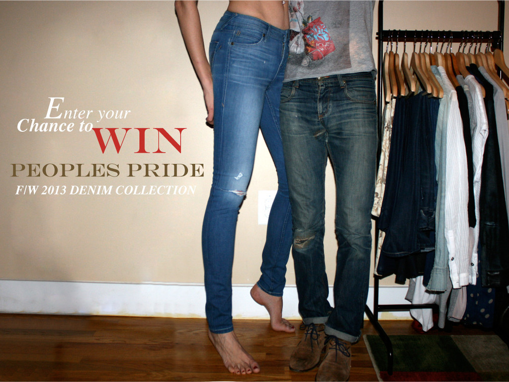 PEOPLES PRIDE: Take Pride In What You Wear!'s video poster