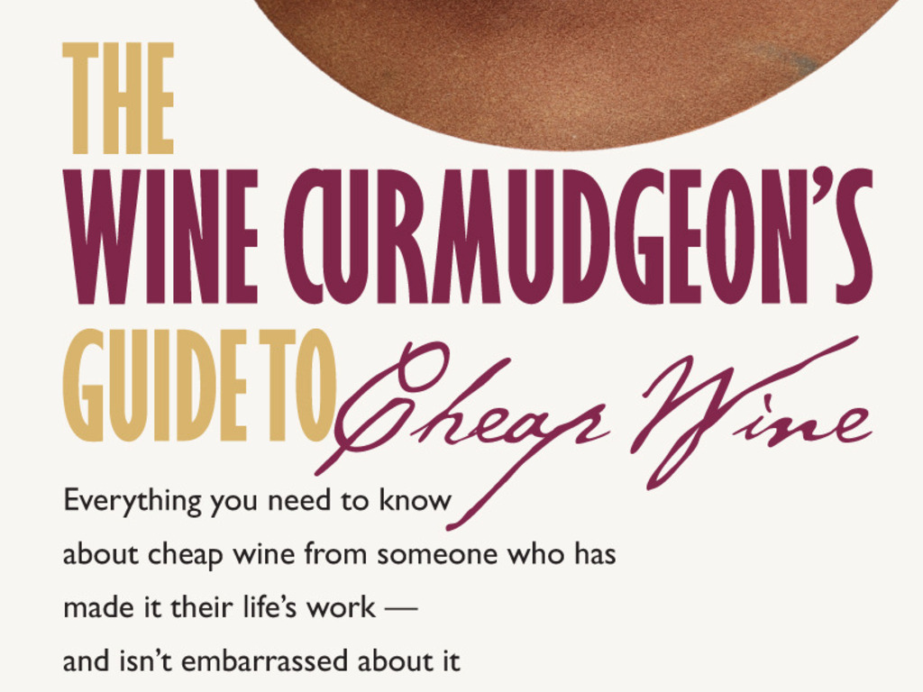 The Wine Curmudgeon's Guide to Cheap Wine's video poster