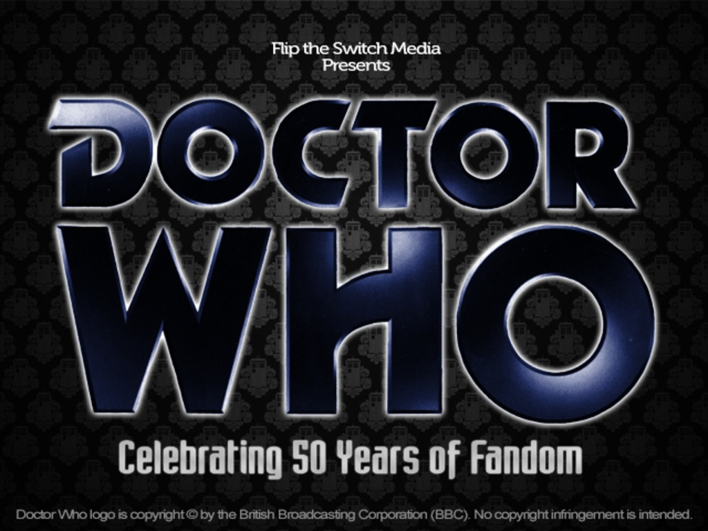 Doctor Who: Celebrating 50 Years of Fandom!'s video poster