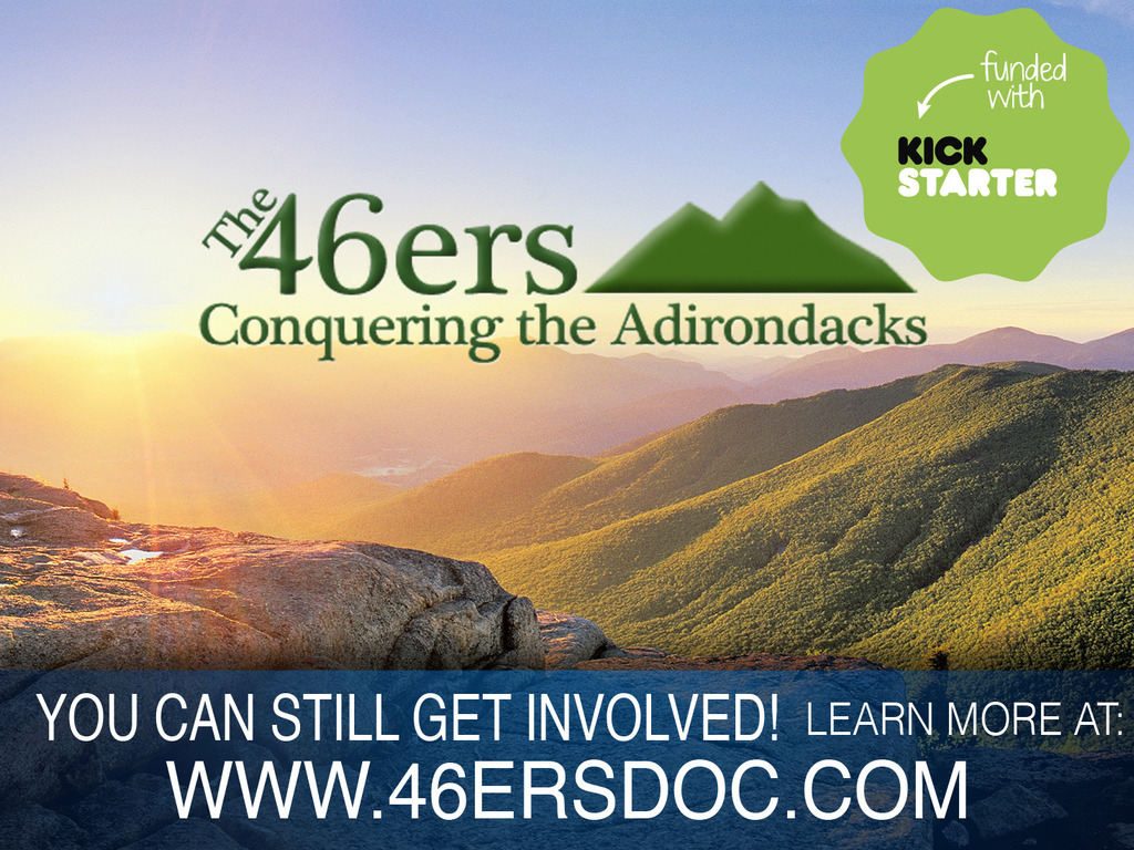 The 46ers: Conquering The Adirondacks's video poster