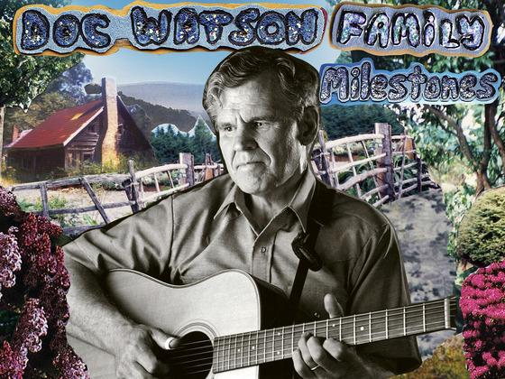 Doc Watson Family Milestone