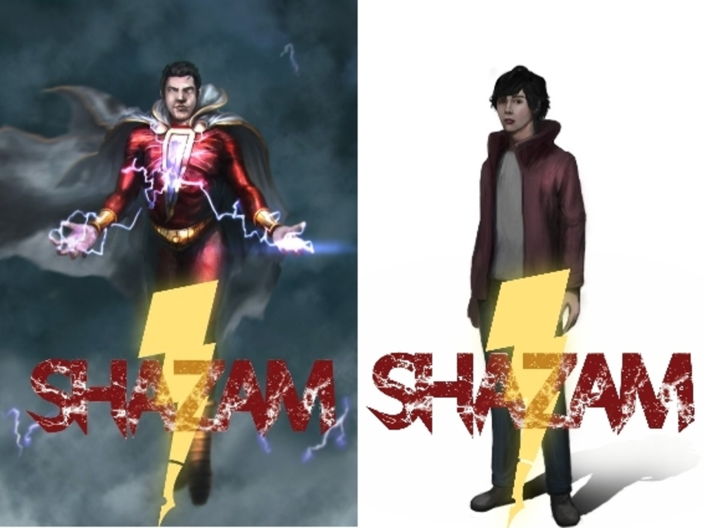 SHAZAM!: The Series's video poster